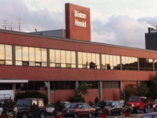Boston Herald declares bankruptcy