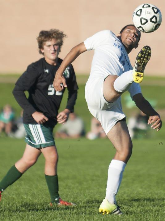 Sterling boys soccer