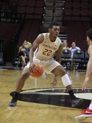 Xavier Rathan-Mayes must lead FSU to its first NCAA bid in three years.