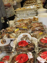Save room for dessert at the Jewish Food Festival April 17.