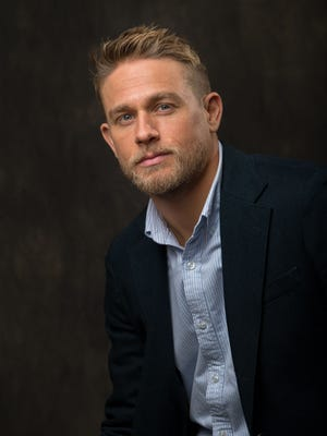 Charlie Hunnam take on the Arthurian legend with director Guy Ritchie in 'King Arthur: Legend of the Sword.'