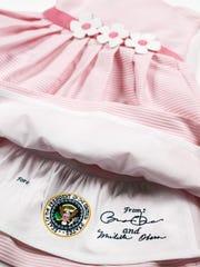 President Barack Obama commissioned Florence Eiseman