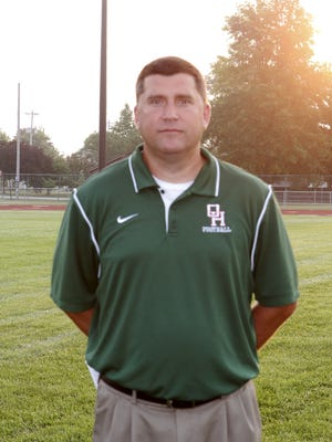 Coach Mike May and Oak Harbor have a little momentum as they visit Calvert.