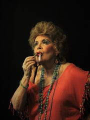 """Pat Clopton in Lab Theater's """"Sordid Lives"""""""