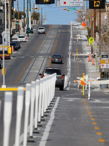As part of the El Paso Streetcar Project, the CRRMA