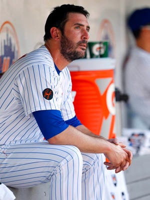 Matt Harvey was officially designated for assignment on Saturday.