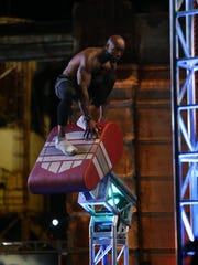 "Wilmington's D'Angelo Lewis-Harris competes on NBC's ""American Ninja Warrior"" on Monday at 8 p.m."