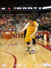 Loyola star Clayton Custer began his college career at Iowa State.