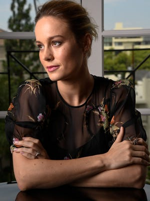 Brie Larson stars in 'The Glass Castle,' a new film based on the best-selling memoir by Jeannette Walls.