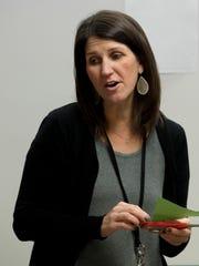 Castle Elementary School kindergarten teacher Julie