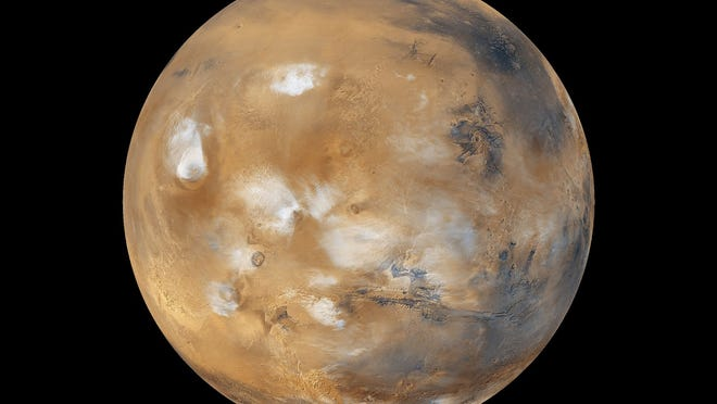 "Astrophysicists from the University of Central Florida created a new red soil — which they call a Mars ""simulant"" — that will help them understand the red planet's real soil."