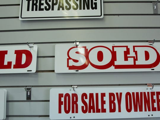 Signergy Productions offers ready-made and custom signs