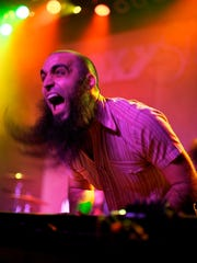 Foxy Shazam performs at The Madison Theater
