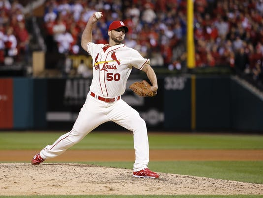 STL Adam Wainwright H or V