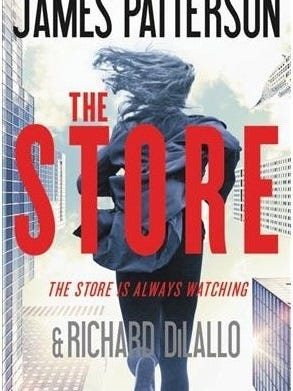 """""""The Store,"""" James Patterson"""