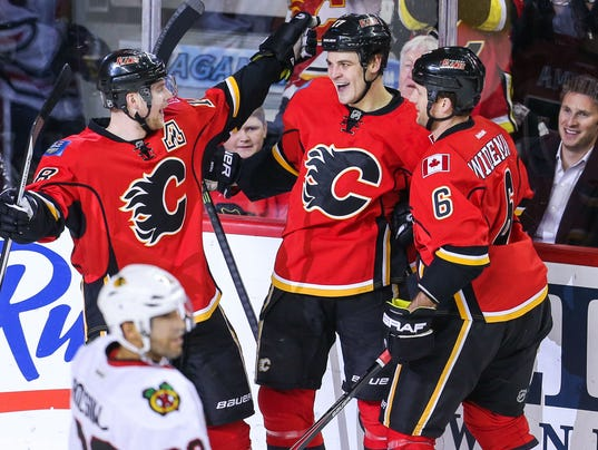 2014-1-28 Flames win