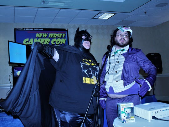 New Jersey Gamer Con entertained many at its new location,
