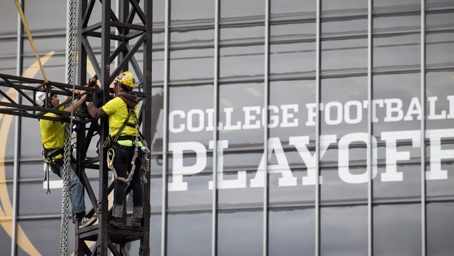 The College Football Playoff represents the best in the game, unlike many of the bowl games played in December.