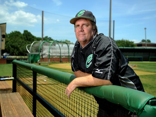 Catholic athletic director and baseball coach Richard LaBounty will be back in 4A.