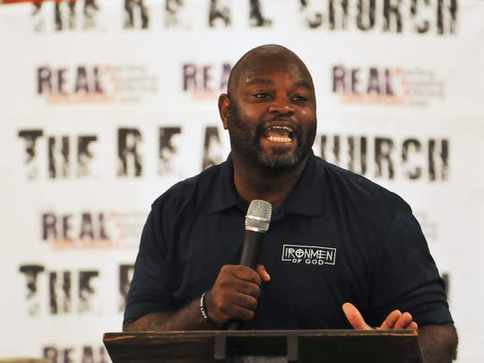 The R.E.A.L. Church, Inc. of Brevard County is now located at 705 Blake Avenue in Cocoa. Founder and senior Pastor Jarvis Wash leads a Sunday morning service.