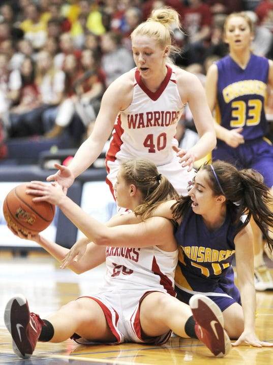 Shannon Druck (40) and Susquehannock are off to a 3-1 start. (GAMETIMEPA.COM -- FILE)
