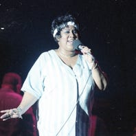 'The Queen of Soul' Aretha Franklin through the years