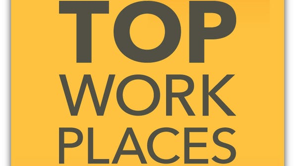 Top Workplaces logo
