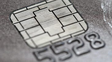 Visa has issued roughly 265 million chip-enabled credit and debit cards so far.