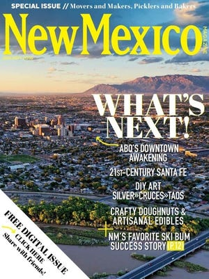 This month's edition of New Mexico magazine says editors will be looking all over, including in Ruidoso, for creative start-up businesses.