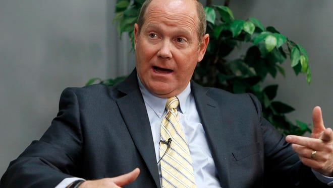 U.S. Rep. Reid Ribble, R-Sherwood