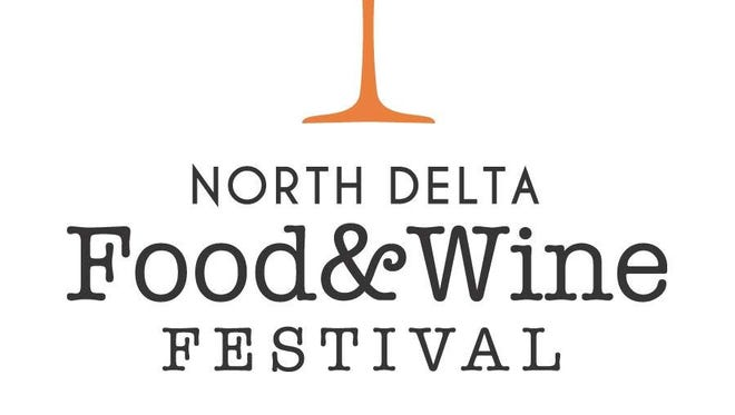 North Delta Food & Wine Festival is Friday-Sunday.