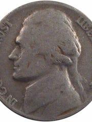 A Henning nickel.
