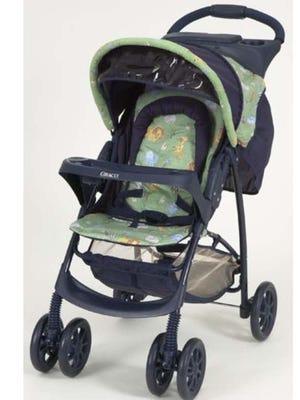 Breeze Model Stroller