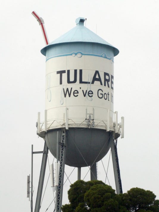 tulare milk tower
