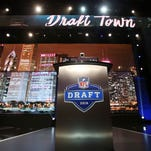 2017 NFL draft first-round order