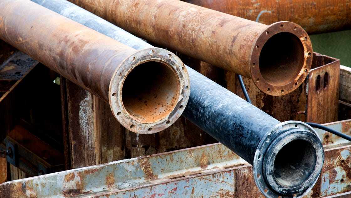 Lead in sturgeon bay water pipes still a concern for Best pipe for water lines