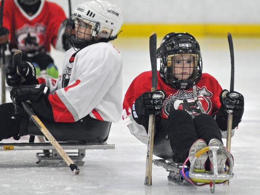 Space Coast Sled Hockey
