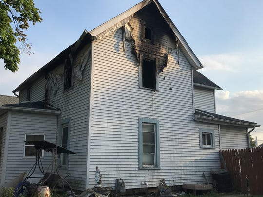 Fire confined to a second floor bedroom resulted in the death of Trade Stevens in early June.