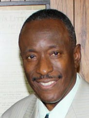 Dwight Montgomery, president of the Memphis Chapter
