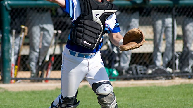 Alliance's Logan Bell was instrumental in getting players together for a Saturday baseball game against Walsh Jesuit at Canal Park in Akron, said coach Jeff Graffice.