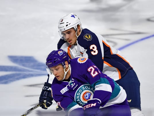 ECHL: Young Pros Giving Swamp Rabbits A Boost