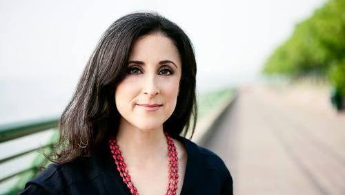 Pulitzer Prize winning journalist Sheri Fink