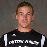 Eastern Florida midfielder Micah Smoak
