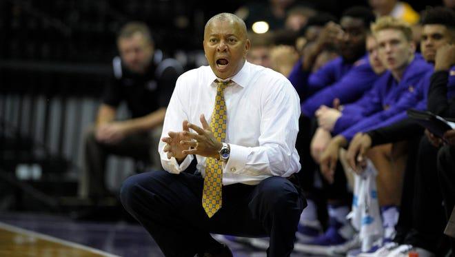 LSU has fired coach Johnnny  Jones.