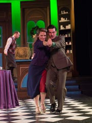 """""""She Loves Me"""" at Clear Space Theatre in Rehoboth."""