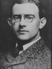Carl Fisher, in 1909