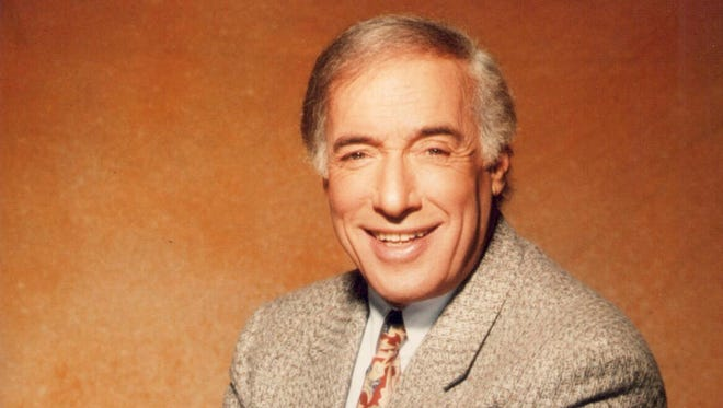 This undated photo provided by courtesy of the Yorkin Family shows film and television director, producer and writer, Bud Yorkin. (Harry Langdon/Yorkin Family via AP)