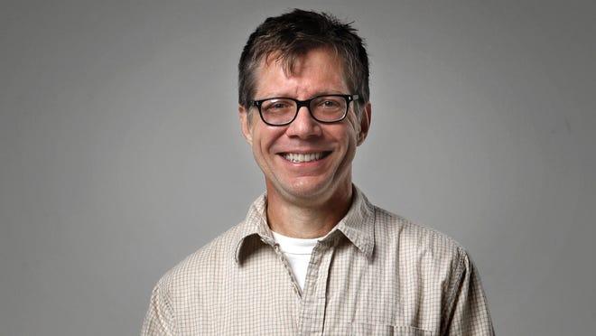 Reporter Jeffrey Lee Puckett
