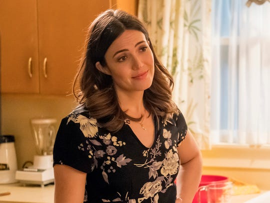"Mandy Moore in NBC's ""This Is Us"" didn't make the Emmy"