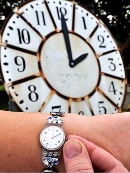 Clock adjust